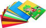 Цветная бумага Цветной картон