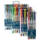 цветные наборы ручек