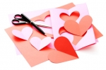Открытки,все к Святому Валентину, валентинки, конверты для денег