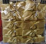 Банты 4см золото