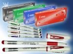 Ручка гелевая AIHAO AN-801 A (0,5 мм) красная