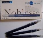Ручка гелевая Techjob «Noblesse» TG 311-A (0,5 мм),синяя