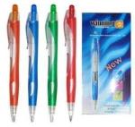 Ручка автомат Winning WZ-2052  (0,7 мм.), синяя