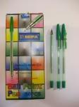 Ручка  шариковая Beife  927 зеленая