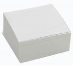 Блок белый 85x85x400л склеенный.