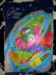 """Латексные шары Gemar с надписью """"С Днем Рождения"""" GD90 ассорти 2"""