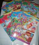 Детские книги-сказки  А5 (картон)