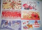 """Конверты для денег """"С Новым Годом и Рождеством"""" mix"""