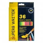 Цветные карандаши «MARKO» 36 цв