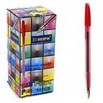 Ручка  шариковая Beife 927 красная
