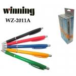 Ручка автомат Winning WZ-2011 (0,7 мм.), синяя