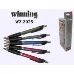 Ручка автомат WZ-2025 синяя