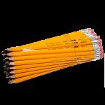Простые карандаши в банке