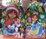 Подарочные коробки для конфет 500гр