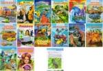 Детские книги-сказки А4 (твердые) энциклопедии
