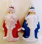 "Елочная игрушка ""Дед Мороз"" (11 см)"