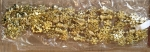 Бусы с фигурками (золото)