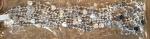 Бусы с фигурками (серебро)